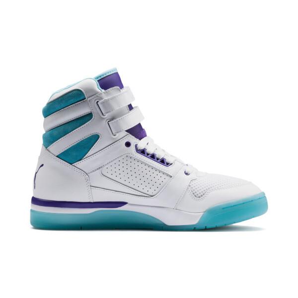 Zapatos deportivosPalace Guard Mid Queen City, Puma White-Blue Atoll, grande
