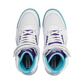 Miniatura 6 de Zapatos deportivosPalace Guard Mid Queen City, Puma White-Blue Atoll, mediano