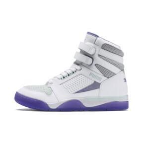 Miniatura 1 de Zapatos deportivos Palace Guard Mid Easter, PWht-Dandelion-Prism Violet, mediano