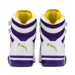 Thumbnail 4 of Palace Guard Mid Finals Sneakers, Puma White-Prism Violet-, medium