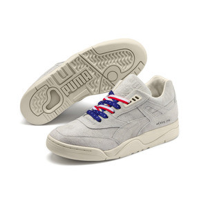 Miniatura 7 de Zapatos deportivos Palace Guard 4th of July, Whisper White-Puma Black, mediano