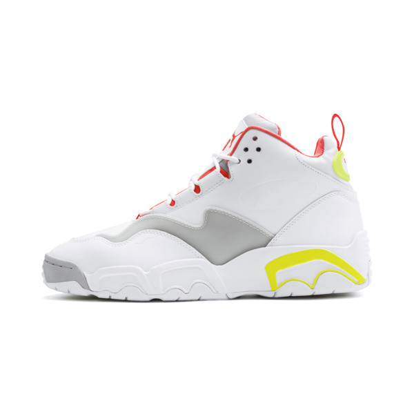 7a16d6d940 Shoptagr | Source Mid Buzzer Sneakers by Puma