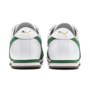 Thumbnail 4 of Roma '68 OG Sneakers, Puma White-Amazon Green, medium