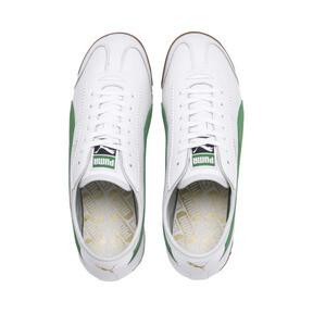 Thumbnail 7 of ローマ '68 OG スニーカー, Puma White-Amazon Green, medium-JPN