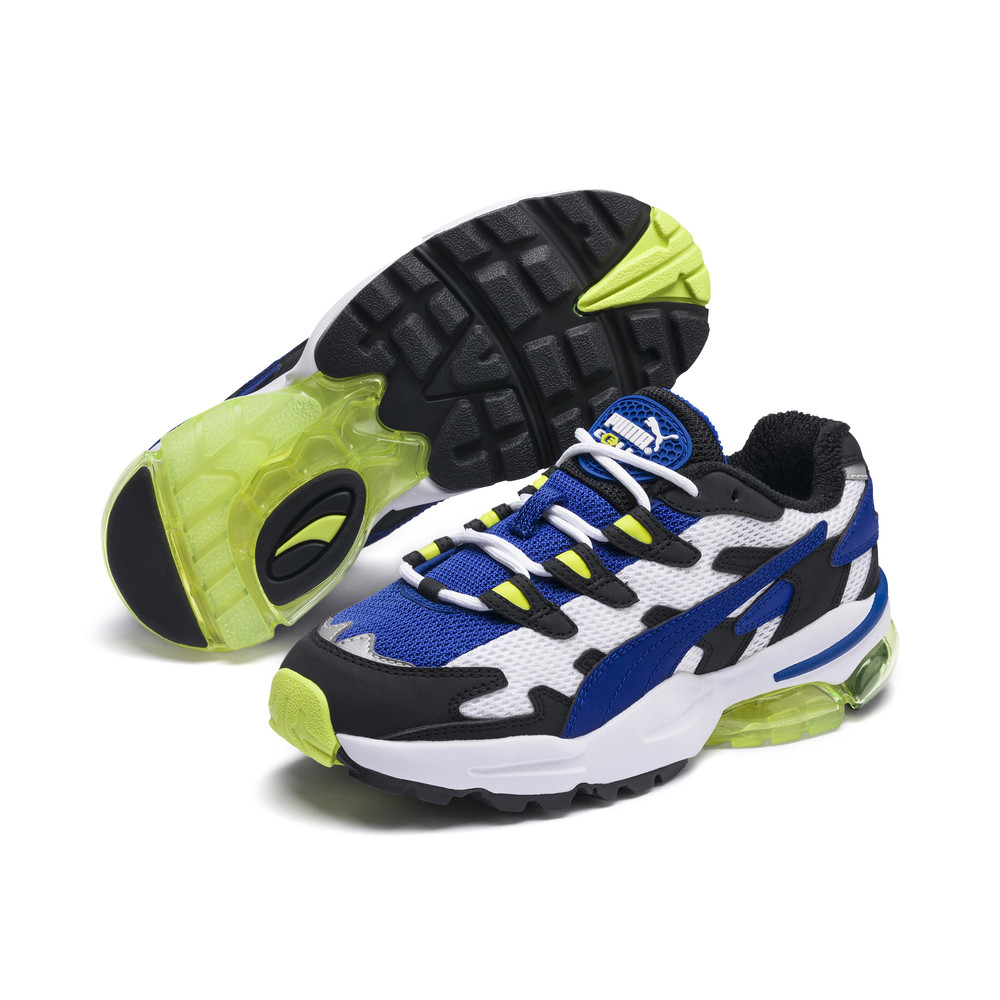 Image Puma CELL Alien Youth Trainers #2