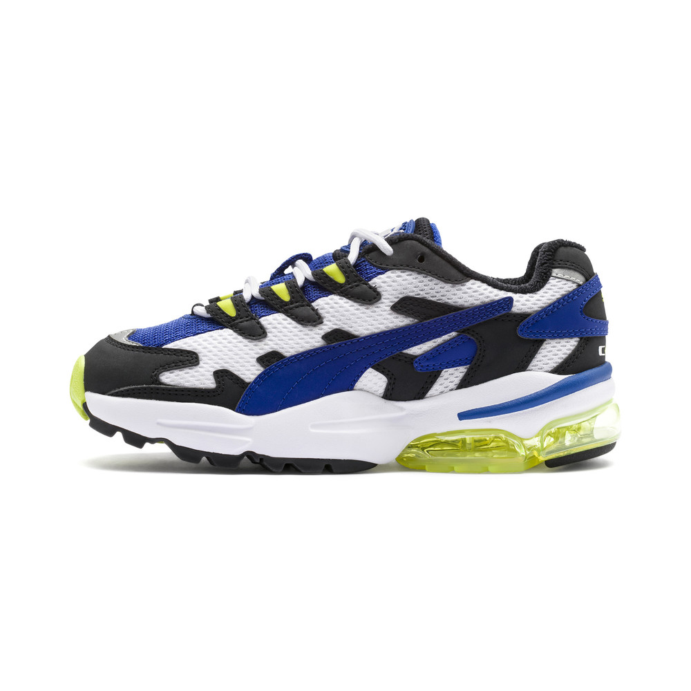 Image Puma CELL Alien Youth Trainers #1
