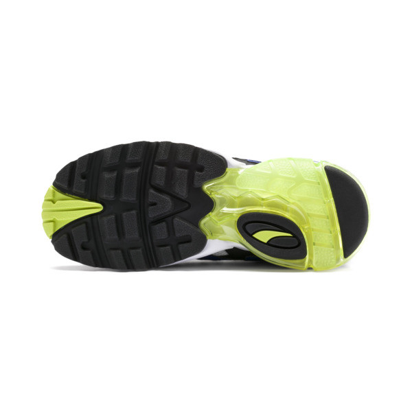CELL Alien Kids' Trainers, Puma Black-Surf The Web, large
