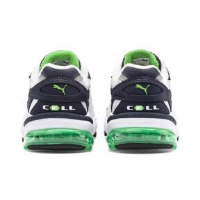 Imagen en miniatura 3 de Zapatillas de niño CELL Alien, Puma White-Peacoat, mediana
