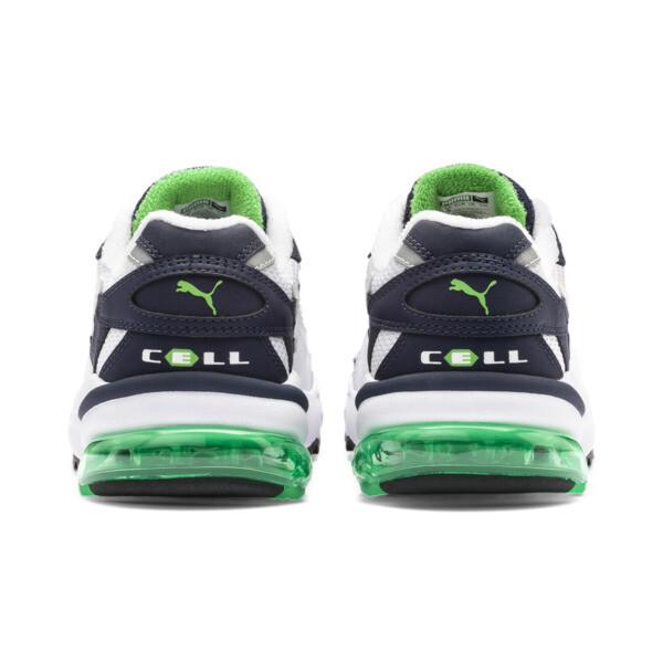 Zapatillas de niño CELL Alien, Puma White-Peacoat, grande