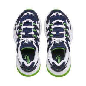 Imagen en miniatura 6 de Zapatillas de niño CELL Alien OG, Puma White-Peacoat, mediana