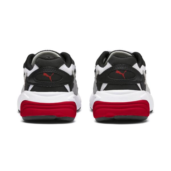 キッズ CELL エイリアン OG PS スニーカー (17-21CM), Puma Black-High Risk Red, large-JPN