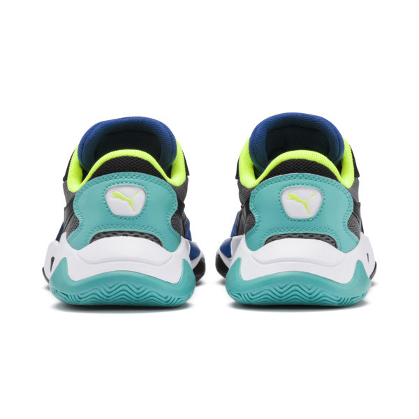 Storm Origin Youth Trainers, Galaxy Blue-CASTLEROCK, large