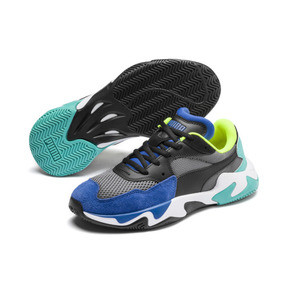 Thumbnail 2 of Storm Origin Youth Trainers, Galaxy Blue-CASTLEROCK, medium