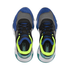 Thumbnail 6 of Storm Origin Youth Trainers, Galaxy Blue-CASTLEROCK, medium