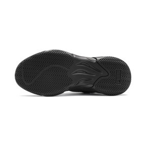 Thumbnail 4 of Storm Origin Youth Trainers, Puma Black, medium