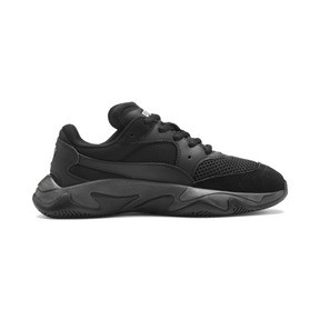 Thumbnail 5 of Storm Origin Youth Trainers, Puma Black, medium