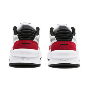 Imagen en miniatura 3 de Zapatillas de niño RS 9.8 Space, Puma White-High Risk Red, mediana