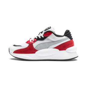 Imagen en miniatura 1 de Zapatillas de niño RS 9.8 Space, Puma White-High Risk Red, mediana