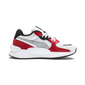 Imagen en miniatura 5 de Zapatillas de niño RS 9.8 Space, Puma White-High Risk Red, mediana