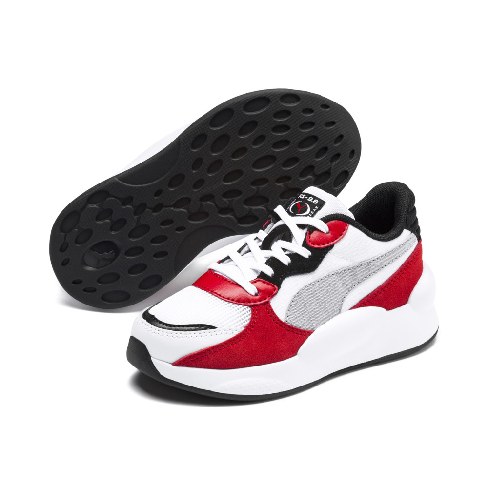 Image PUMA RS 9.8 Space PreSchool Trainers #2