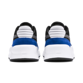 Thumbnail 3 of RS 9.8 Space Kids' Trainers, Puma Black-Galaxy Blue, medium