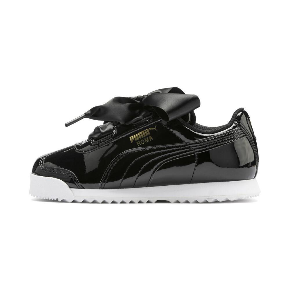Görüntü Puma Roma Heart Patent Çocuk Ayakkabı #1