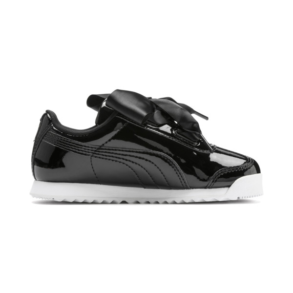 184b4cf041 Roma Heart Patent Little Kids' Shoes