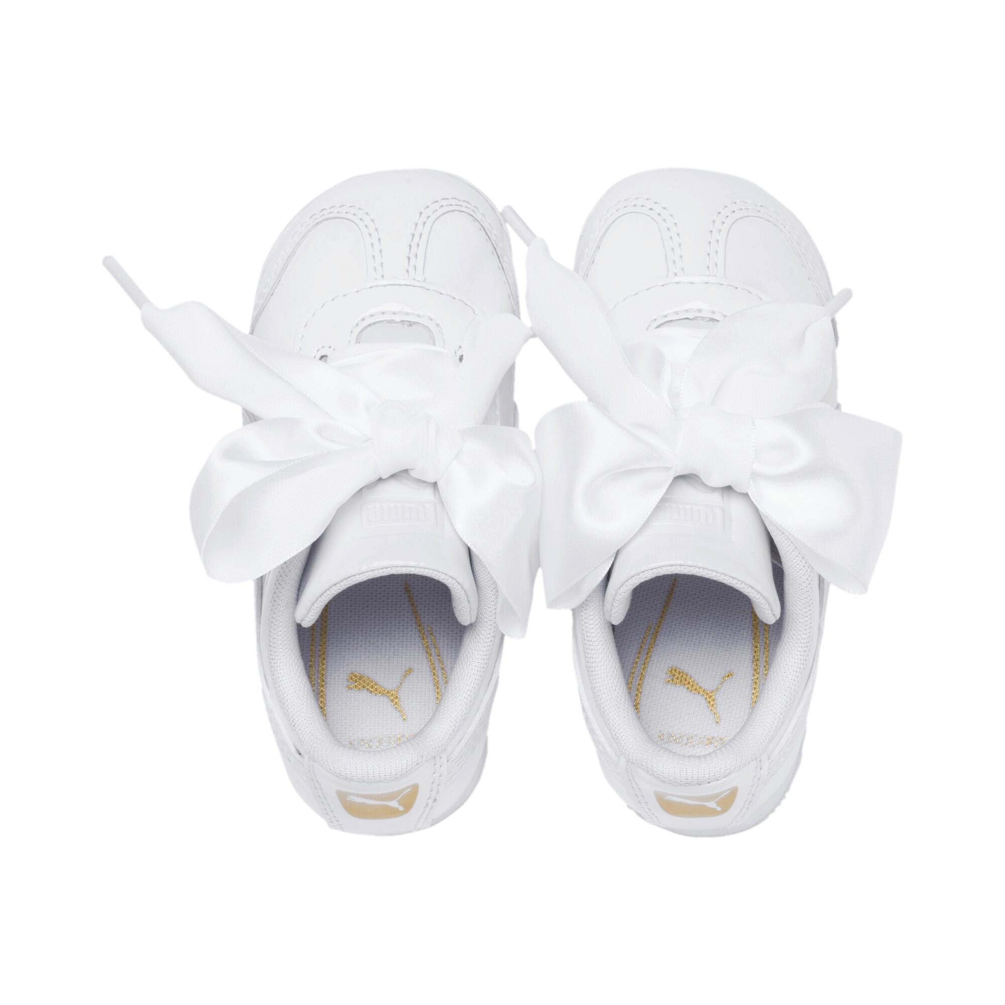 PUMA-Roma-Heart-Patent-Toddler-Shoes-Girls-Shoe-Kids thumbnail 13