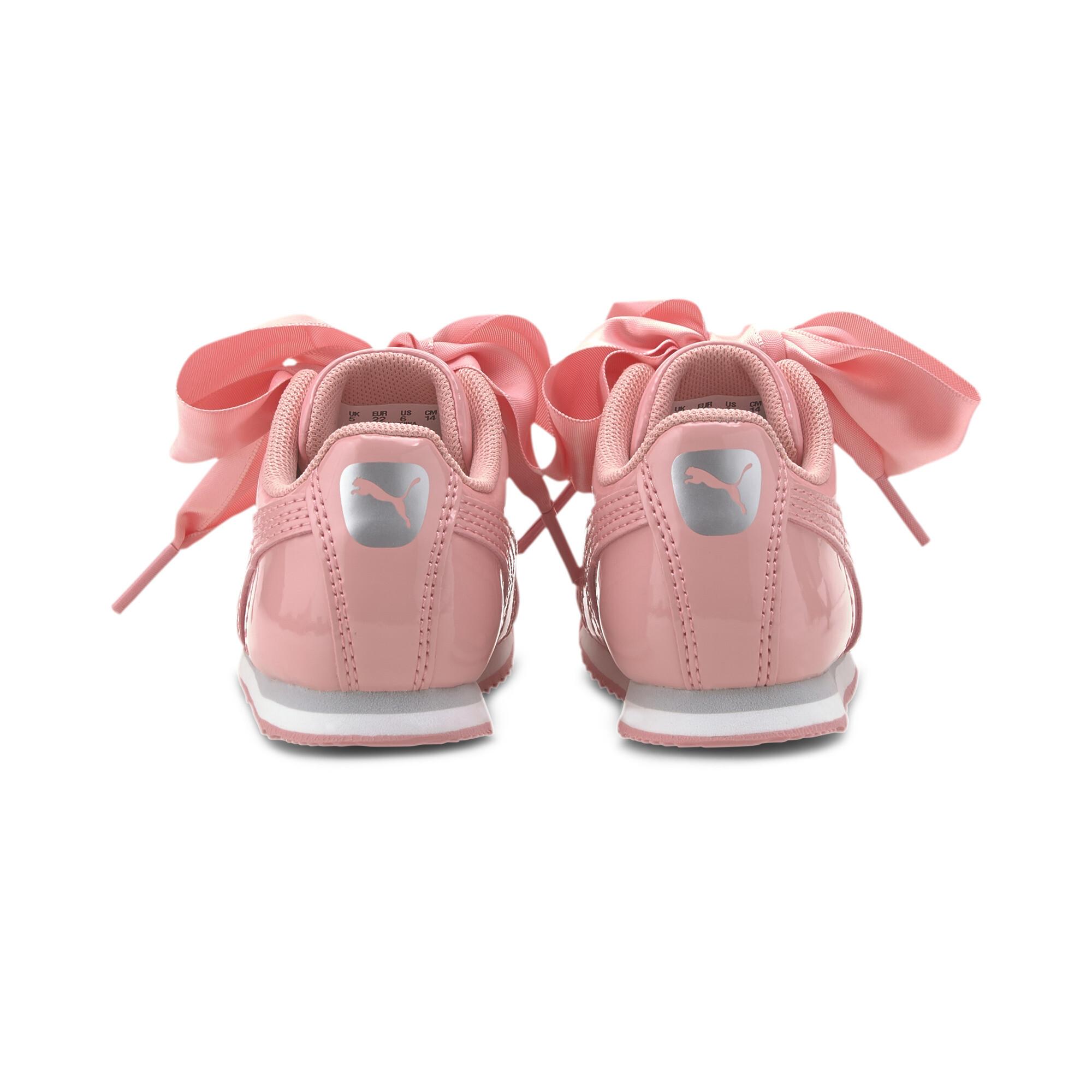 PUMA-Roma-Heart-Patent-Toddler-Shoes-Girls-Shoe-Kids thumbnail 21