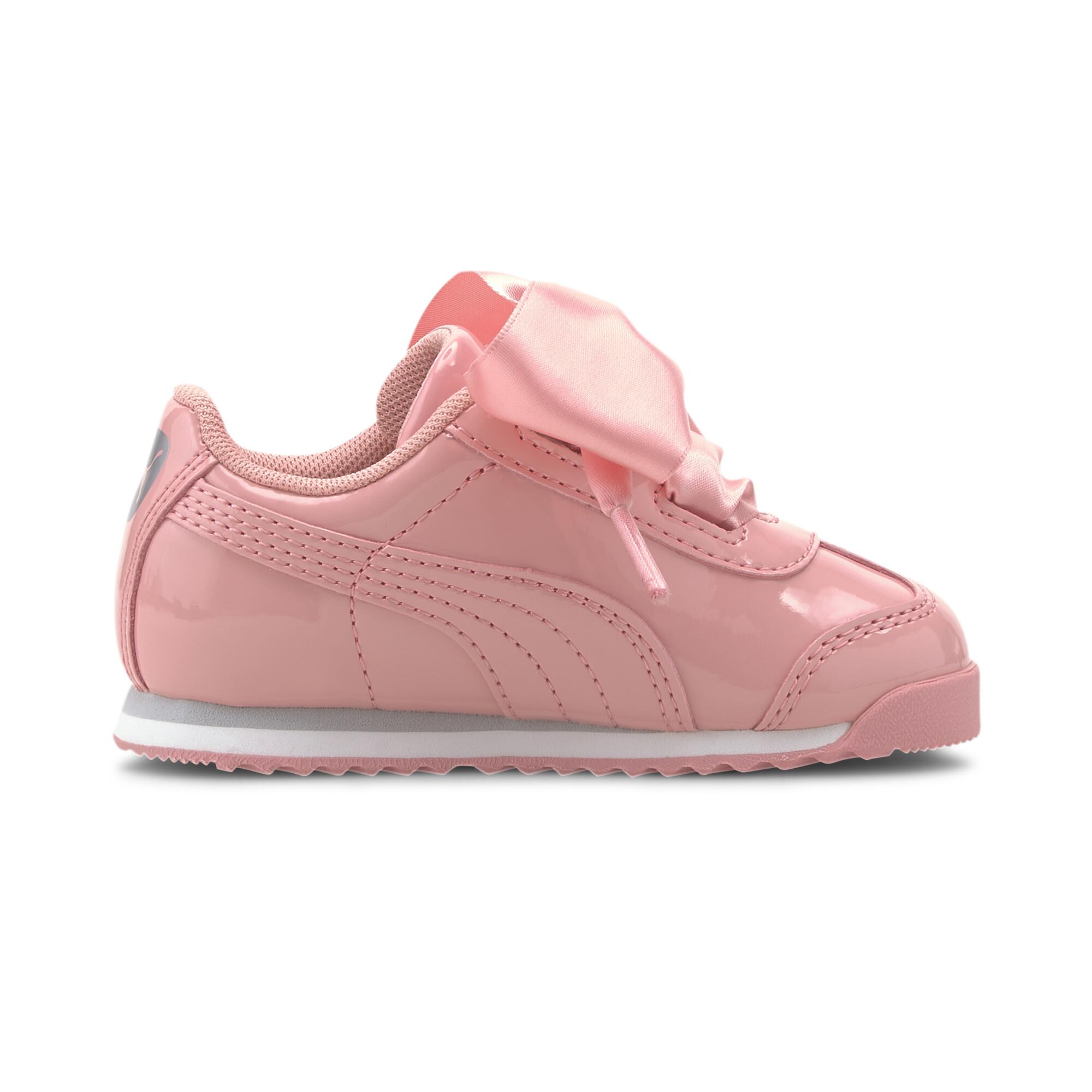 PUMA-Roma-Heart-Patent-Toddler-Shoes-Girls-Shoe-Kids thumbnail 24