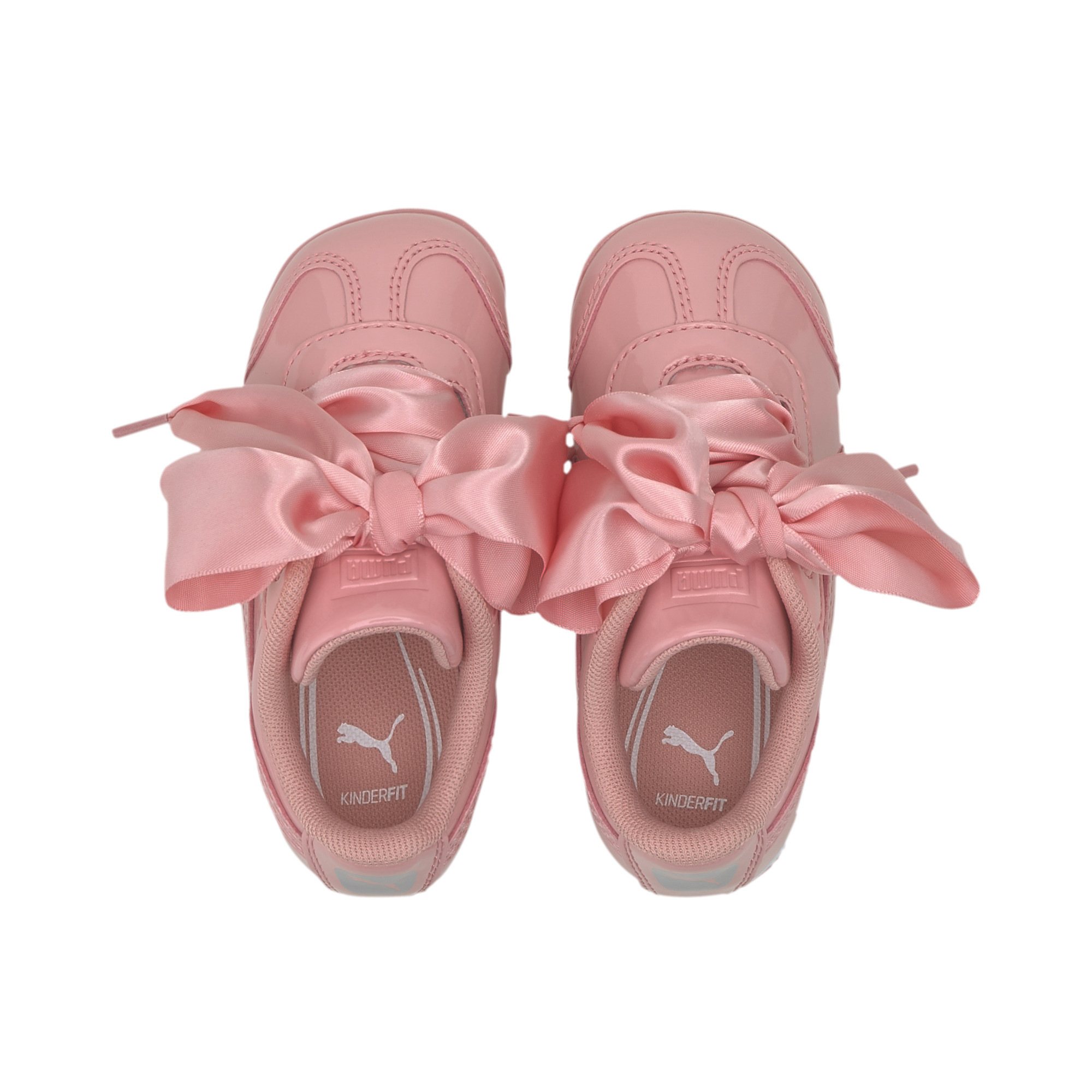 PUMA-Roma-Heart-Patent-Toddler-Shoes-Girls-Shoe-Kids thumbnail 25