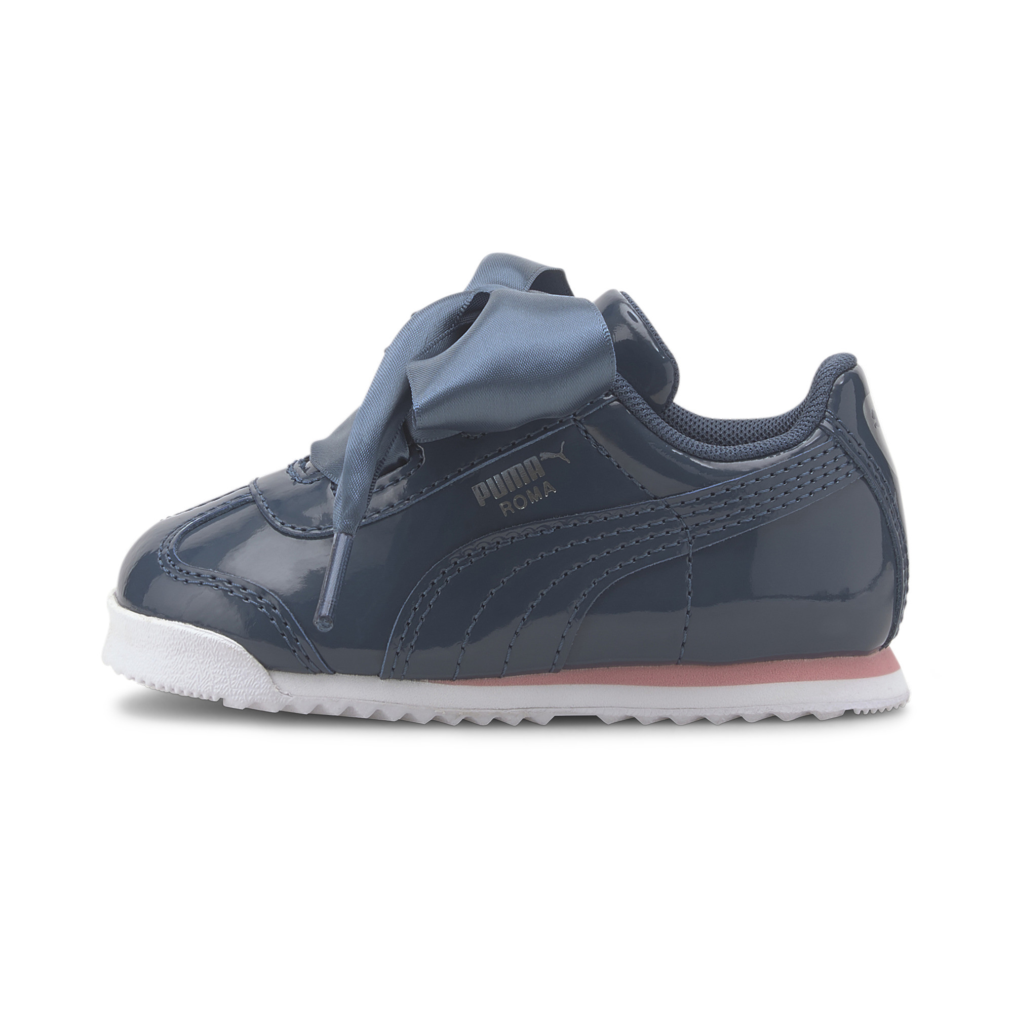 PUMA-Roma-Heart-Patent-Toddler-Shoes-Girls-Shoe-Kids thumbnail 16