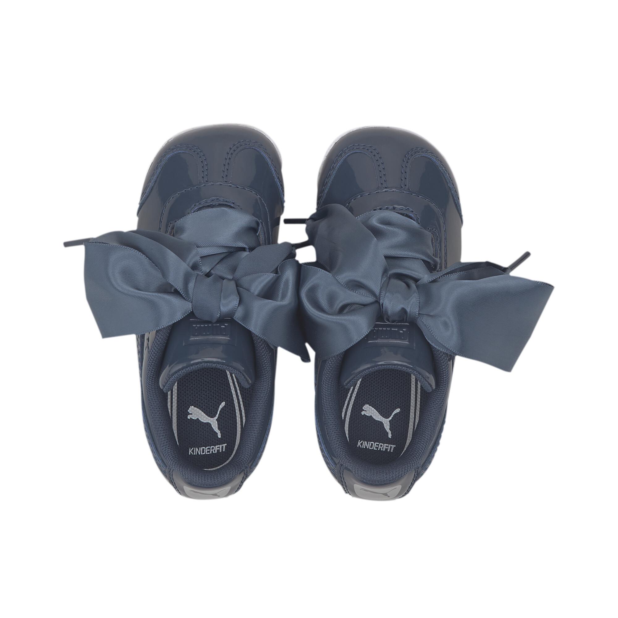 PUMA-Roma-Heart-Patent-Toddler-Shoes-Girls-Shoe-Kids thumbnail 19