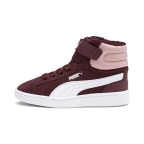 Zapatos PUMA Vikky v2 Mid Fur para niño pequeño