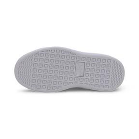 Thumbnail 4 of PUMA Vikky v2 Glitz AC Sneakers PS, Puma Black-Silver-White, medium