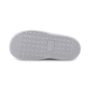 Thumbnail 4 of PUMA Vikky v2 Glitz AC Sneakers INF, Bridal Rose-Silver-White, medium