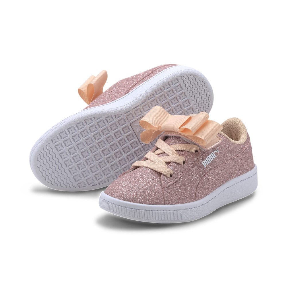 Vikky v2 Ribbon Glitz AC Kids' Trainers