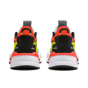 Thumbnail 3 of RS-X Hard Drive Youth Trainers, High Rise-Yellow Alert, medium