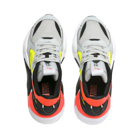 Thumbnail 6 of RS-X Hard Drive Youth Trainers, High Rise-Yellow Alert, medium