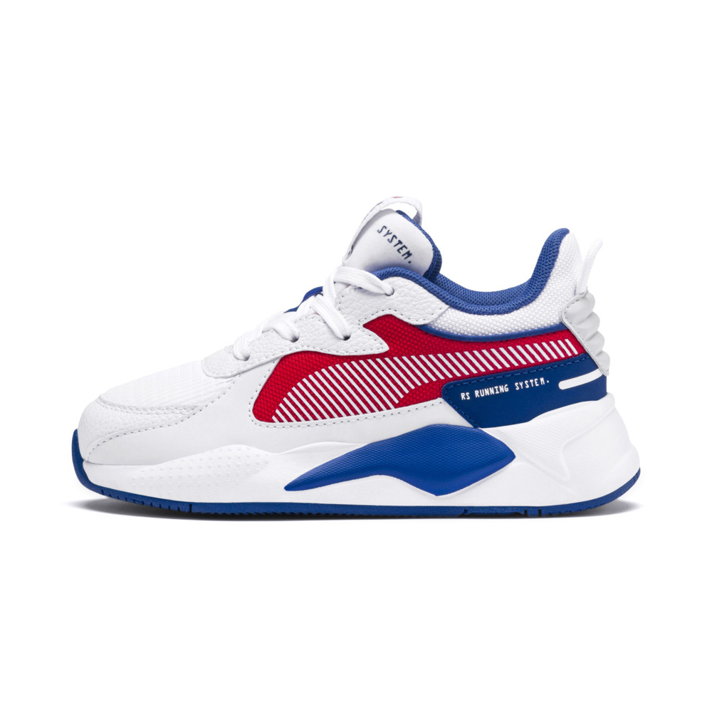 Image PUMA RS-X Hard Drive Pre-School Trainers #1
