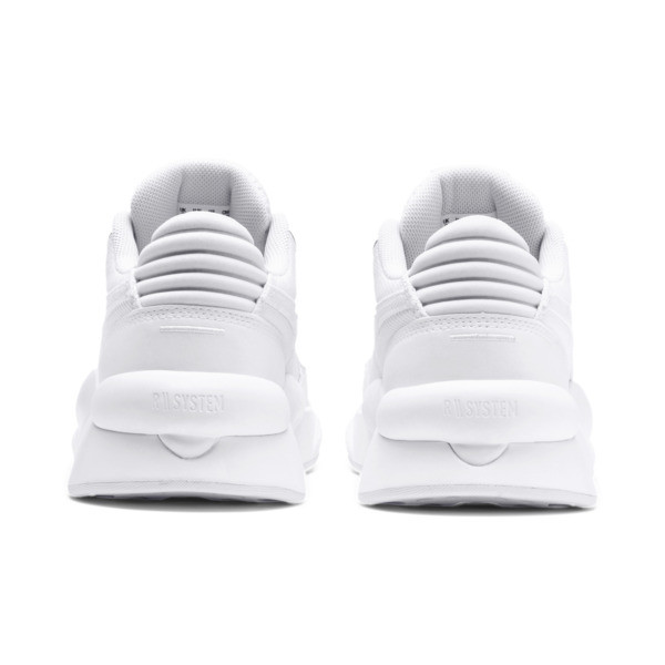 RS 9.8 Core Sneakers JR, Puma White, large