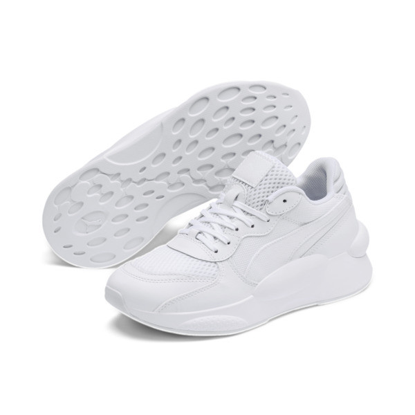 Basket RS 9.8 Core Youth, Puma White, large