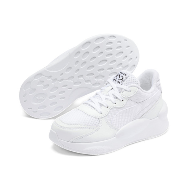 RS 9.8 Core Little Kids' Shoes, Puma White, large