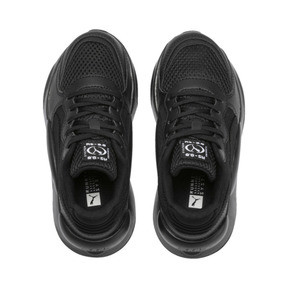 Thumbnail 6 of RS 9.8 Core Little Kids' Shoes, Puma Black, medium