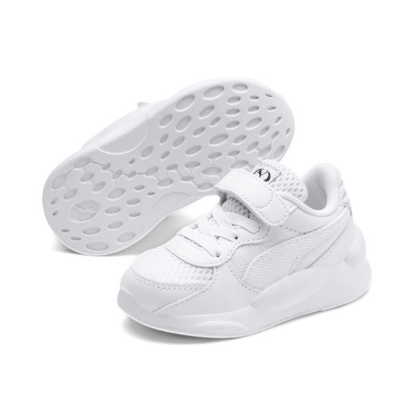 RS 9.8 Core Toddler Shoes, Puma White, large