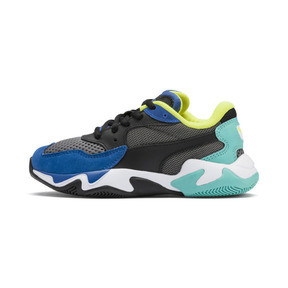 Thumbnail 1 of Storm Origin Kids' Trainers, Galaxy Blue-CASTLEROCK, medium