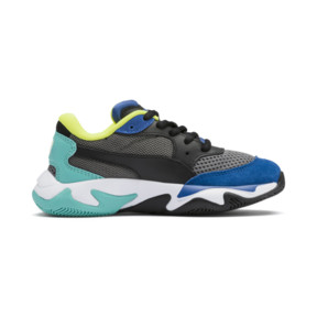 Thumbnail 5 of Storm Origin Kids' Trainers, Galaxy Blue-CASTLEROCK, medium