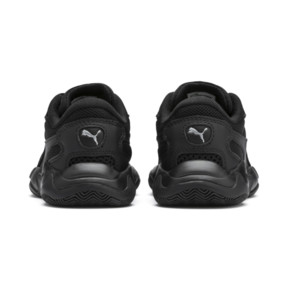 Thumbnail 3 of Storm Origin Kids' Trainers, Puma Black, medium