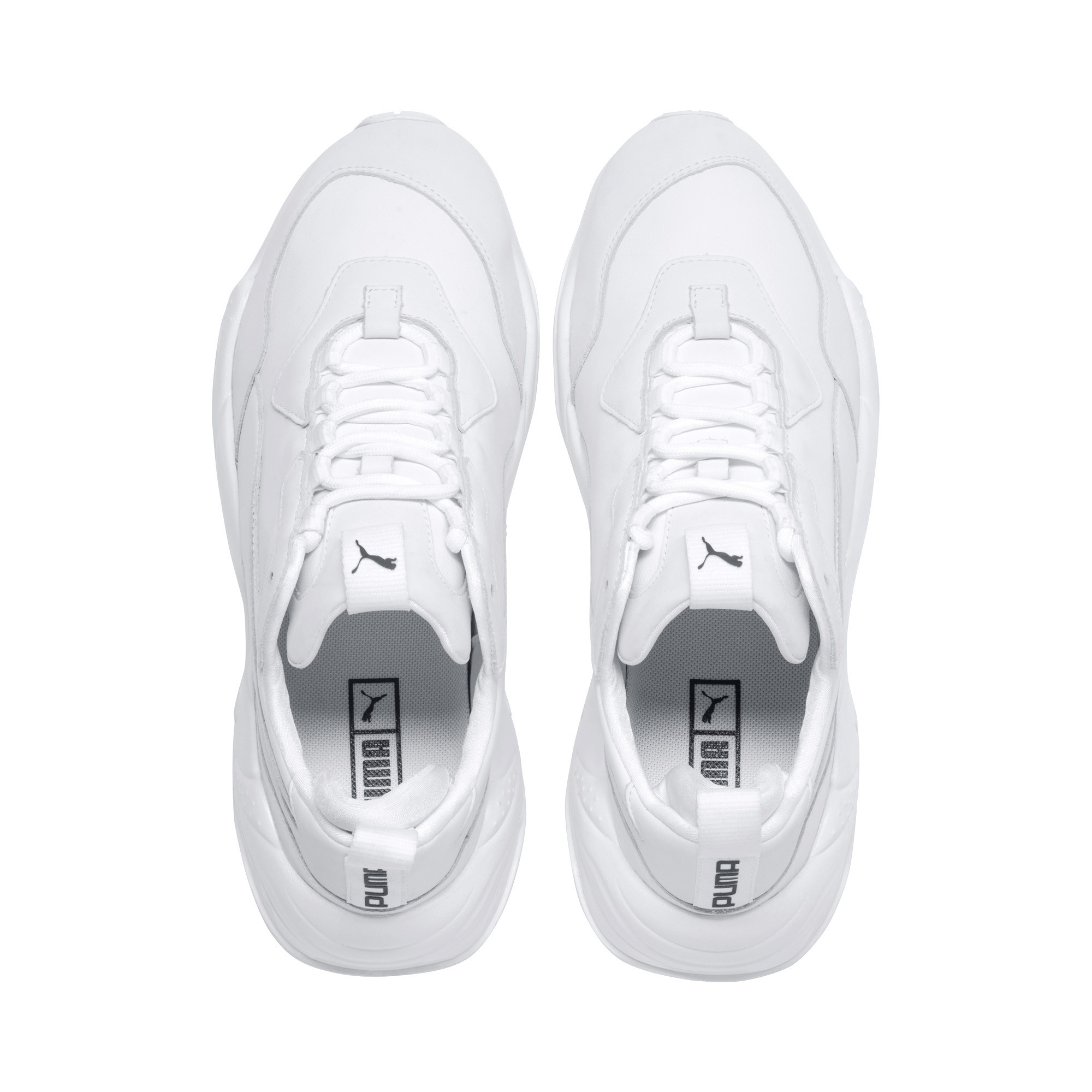 Image Puma Thunder Leather Trainers #6