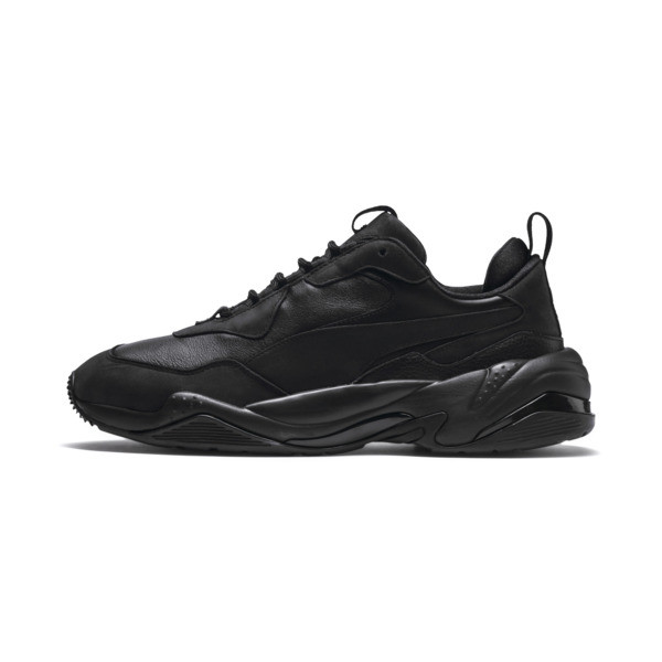 Basket Thunder Leather, Puma Black, large